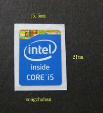 Intel inside Core i5 Sticker 15.5mm x 21mm - Haswell