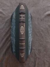 Reliure M.LANDRE.THEODORE DE BANVILLE.Illustr.EDMOND MALASSIS.FLORISE.1/500 ex
