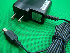 AC 110V/240v to MINI USB B Power Port  Plug Adapter for SONY PS3 camera printer