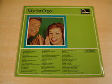 MORTIER ORGEL / LP