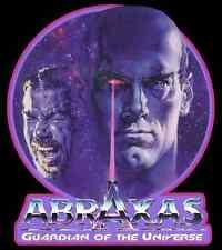 90's Sci-Fi Classic Abraxas Guardian of the Universe Poster Art custom tee