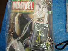 MARVEL ROGUE MALICIA PICARA WITH MAGAZINE AND ORIGINAL PACKAGING
