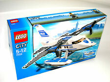 Lego ® City 7723 policía agua avión nuevo embalaje original Police Seaplane New misb NRFB