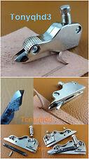 One Leather Craft Adjustable V-Gouge Cutting Folding Tool For Folds Box Corners