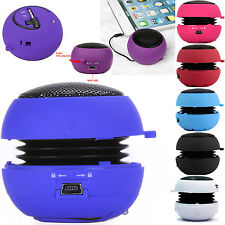 3.5mm PORTABLE HAMBURGER MOBILE/TABLET SPEAKER FOR Samsung Galaxy TabS8.2 S2 9.7