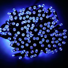 300 LED 8 Function Xmas Christmas Tree Fairy String Lights Party Wedding Light