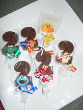 24 Sesame Street Elmo Cookie Monster Ernie Big Bird 2nd Birthday Party Favors
