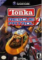 Tonka Rescue Patrol - 2003 Racing - (Everyone) - Nintendo GameCube