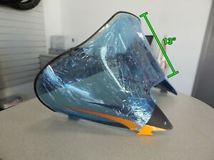 """17/"""" Clear Windshield 1992-1995 Arctic Cat Panther 440"""