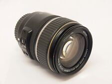 Canon EF-S 17-85mm F4-5.6 IS USM Zoom Lens for EOS. Stock No C1216