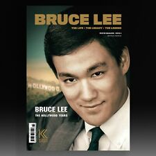 BRUCE LEE: THE LIFE, THE LEGACY, THE LEGEND - POSTER MAGAZINE ISSUE 3