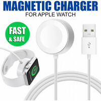 Magnetic Charging Cable Charger Pad For iWatch Apple Watch Series 4/3/2/1