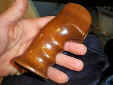 New listing FACTORY THOMPSON CENTER CONTENDER RIGHT HAND GRIPPER WALNUT GRIP FINGER GROOVE