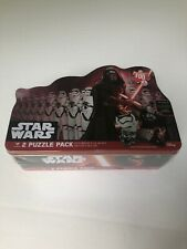 Star Wars 2 Pack Puzzle Storm Troopers Disney Brand New Sealed in Plastic