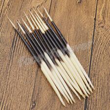 10 Pcs Porcupine Quills DIY Fish Float Hair Stick Hair Craft Fishing Bobber