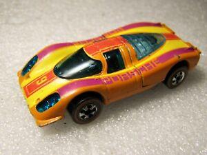 """hot wheels redline""""PORSCHE 917""""TAMPO ORANGE,1969"""