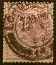 Briefmarke, Großbritannien, England, Mi-Nr. 65, von 1881, Königin Victoria