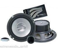 Rainbow SL-C6.2 16cm 2-Wege Komponenten Lautsprecher 4 Ohm 100 WRMS