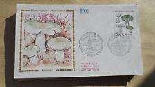 FDC Enveloppe Premier Jour - CEF - Champignons comestibles - Palomet - 05/09/87