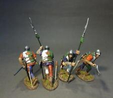 John Jenkins War Of The Roses Hlanc-09N Lancastrian Billmen Mib