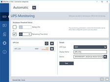OPMONis Free ESXi: Automatischer Shutdown bei einem Stromausfall/Blackout