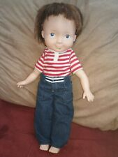 "Vintage 1981 Fisher-Price My Friend Mikey 16"" Boy Doll"