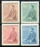 Rare Old Antique Authentic WWII Unused German Stamp Collection