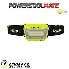 UniLite HL-5R Rechargeable Sensor LED Head Torch
