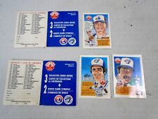Nabisco 1992 Tradition Baseball Cards Toronto Blue Jays Montreal Expos