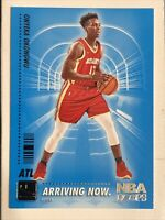 2020-21 NBA HOOPS Arriving Now Onyeka Okongwu RC Atlanta Hawks ROOKIE RARE SP!