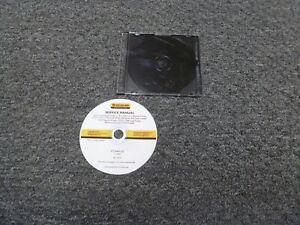 New Holland C232 C238 200 Series Compact Track Loader Service Repair Manual CD