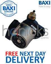 Baxi sistema 35/60 GC Nº 41-075-18 Grundfos 15-50 bomba 248041 Genuine Part * Nuevo *
