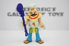 Fisher-Price Imaginext Series 8 Blind Bag Pizza Man Cutter Cook Mask