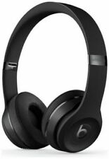 Beats by Dr. Dre Solo3 Wireless Headphones - Matte Black-Brand New & Sealed