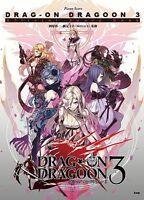 Drakengard Drag on Dragoon 3 Official Score Book Sheet Music Book