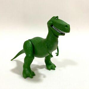 DISNEY PIXAR Toy Story Rex Posable Figure 2012 - Y4716 - AUS SELLER