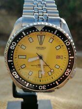 Orologio Seiko 7002-7001 Scuba Diver's Automatico 150 M. Vintage (Rarissimo)