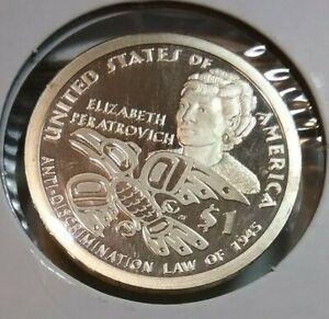 2020 Native American Sacagawea E Perritrovich S Dollar - Proof