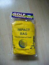 Golf Training Aids Impact Bag