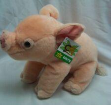 "Wild Republic Cuddlekins VERY SOFT & CUTE BABY PIG 10"" Plush STUFFED ANIMAL NEW"