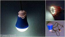 USB LED-Lampe  mit 12cm USB-Kabel  Glühbirnenform  5W  PC  Laptop  Tablet