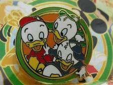 2012 Disney Best Friends Donald Duck's Nephews Huey Dewey & Louie Mystery Pin