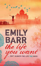 New, The Life You Want, Emily Barr, Book