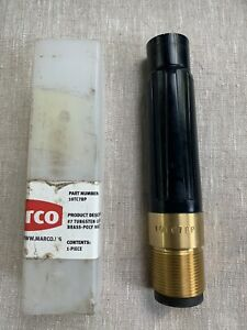 Marco 10TC4BP Blastmaster #7 Tungsten Carbide Brass Poly Blast Nozzle