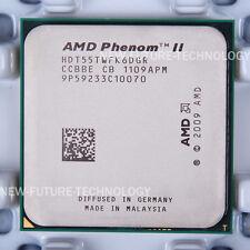 AMD Phenom II X6 1055T (HDT55TWFK6DGR) 2000 MHz 2.8 GHz Socket AM3 CPU 100% Work
