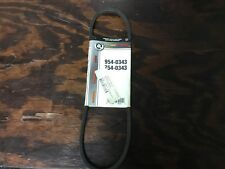 Genuine 954-0343 754-0343 MTD Cub Cadet Drive Belt Lawn Mower Snow Thrower