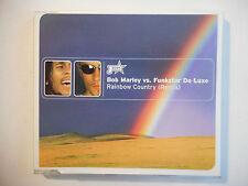 BOB MARLEY vs. FUNKSTAR DE LUXE : RAINBOW COUNTRY ( REMIX ) ♦ CD SINGLE ♦