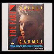 THE FACE Magazine No.41 September 1983 Carmel McCourt Tom Waits Sakamoto BIBA
