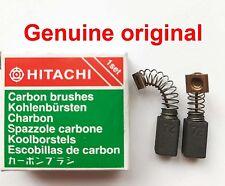 Genuine Hitachi Carbon Brushes 999072 DH24PB3 DH24PC3 DH24PF3  W6VA3 W6V3L H72