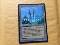 Crimped Italian The Tabernacle at Pendrell Vale Misprint MTG Magic Card Legacy
